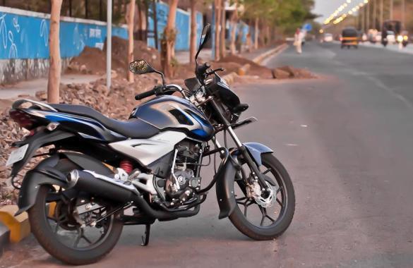 Image result for Bajaj Discover 125ST