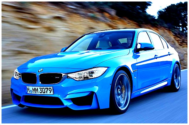 BMW M3.M4