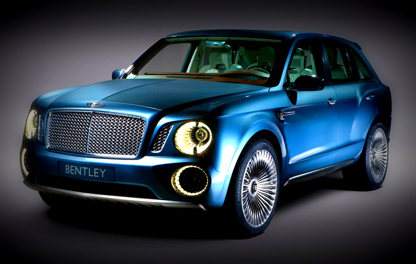 Bentley Falcon
